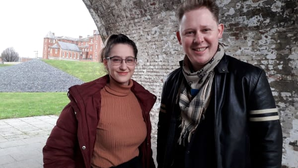 Worcester graduates appointed roles in Festivals team