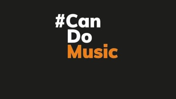 #Can do music